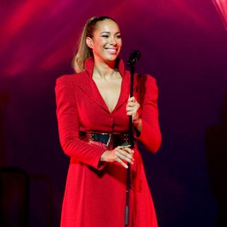 Leona Lewis Goes To 'Mystical Unicorn Land'