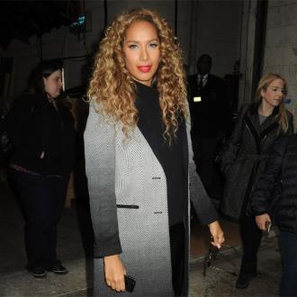 Leona Lewis 'Snubs' Simon Cowell?