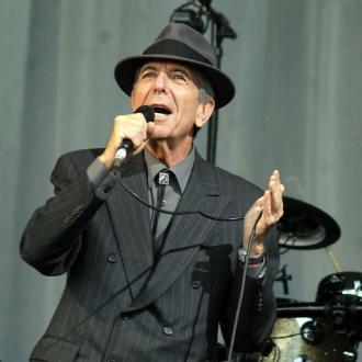 Leonard Cohen inducted into BBC Radio 2 Folk Awards Hall Of Fame
