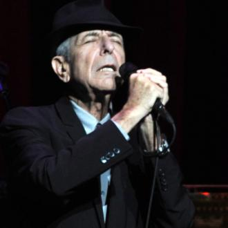 Leonard Cohen to release live album with new sons