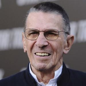Leonard Nimoy Attends Final Star Trek Convention