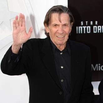 Leonard Nimoy laid to rest