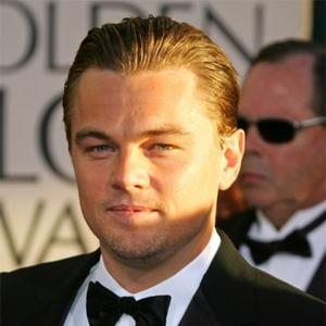 Leonardo Dicaprio Sucks Up Hoover Role