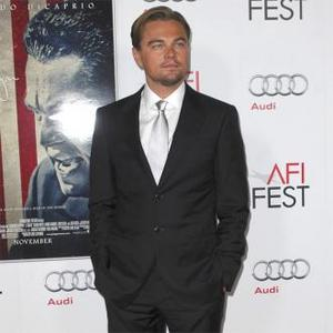 Leonardo Dicaprio Won't Wear Deodorant