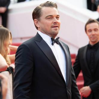 Leonardo DiCaprio feels 'lucky' to have a good career