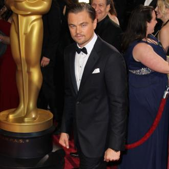 Leonardo Dicaprio Drops The Deep Blue Good-by