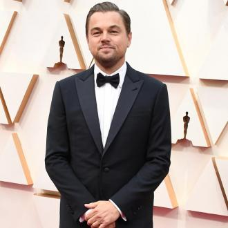 Leonardo DiCaprio and Camila Morrone make rare joint appearance at Oscars