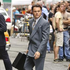 Leonardo Dicaprio Strips Off In The Wolf Of Wall Street