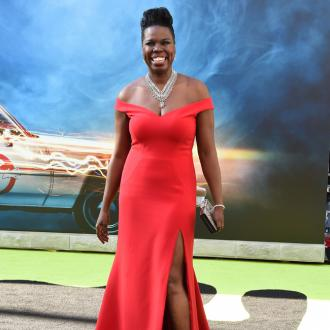 Leslie Jones trapped by Twitter abuse