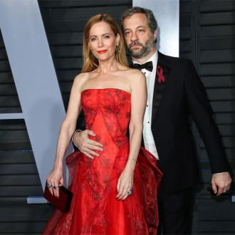 Leslie Mann wept when her daughter went to college