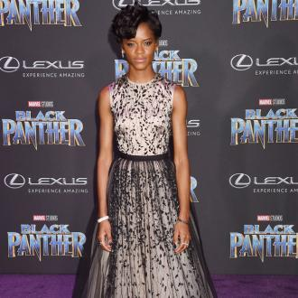 Letitia Wright reveals Black Panther beauty regime