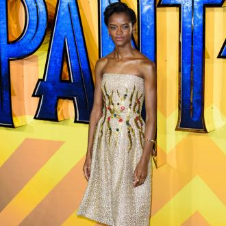 Letitia Wright Stole Her Favourite Foundation Form Her Sister
