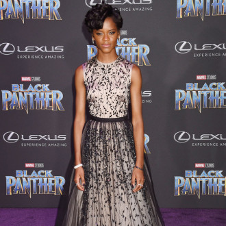 Angela Bassett gives update on Black Panther 2 co-star Letitia Wright after fall