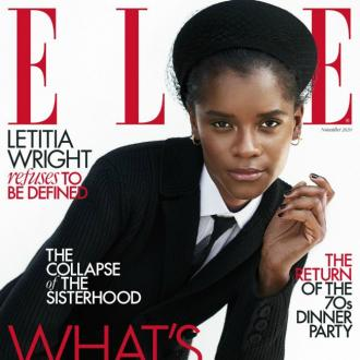 Letitia Wright is 'sad and hurt' by the lack of space for black women to succeed