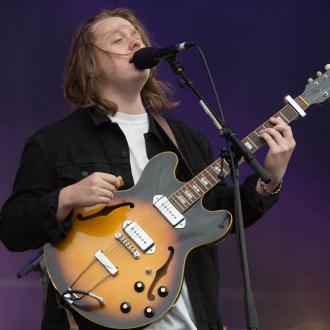 Lewis Capaldi: Songwriting's Not Therapy