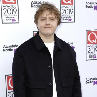 Lewis Capaldi and Yungblud kiss at wild pre-Grammy party