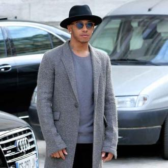Lewis Hamilton would love to launch fashion label