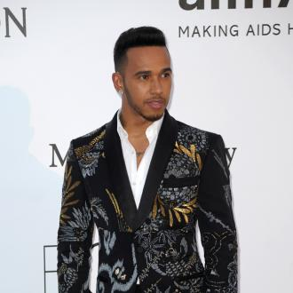 Lewis Hamilton uses fashion to express himself