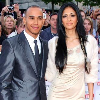 Lewis Hamilton Dedicates Win To Ex Nicole Scherzinger