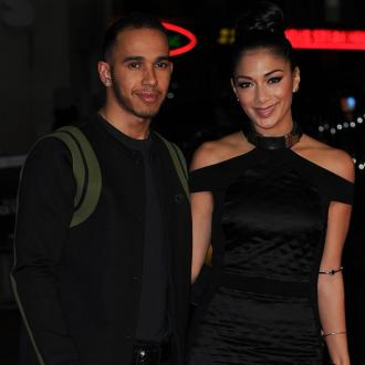 Nicole Scherzinger And Lewis Hamilton Back On Track