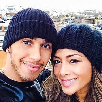 Lewis Hamilton's sweet birthday tribute to ex Nicole Scherzinger