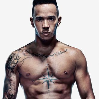 Lewis Hamilton's Meaningful Tattoos