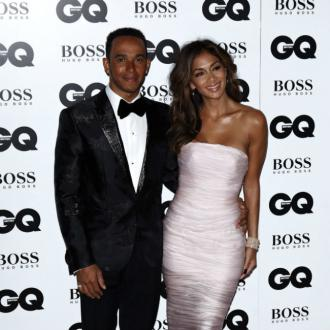 Nicole Scherzinger Wants 'English Kids' With Lewis Hamilton