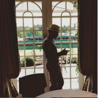 Lewis Hamilton's not smart enough for Wimbledon's Royal Box