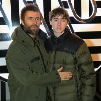 Liam Gallagher attends same BRITs bash as estranged daughter