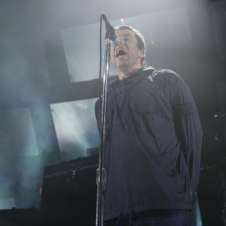 Liam Gallagher Declares 'Love' For Manchester During Gig