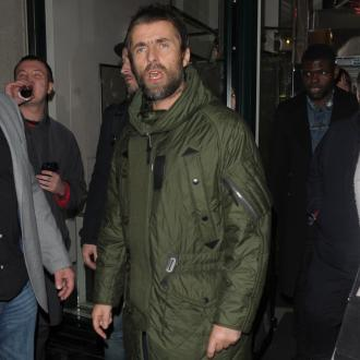 Liam Gallagher performs Live Forever in BRITs tribute to Manchester victims