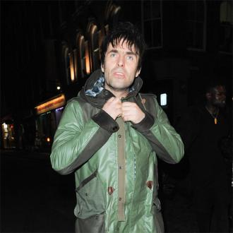 Liam Gallagher Cooking Up A Healthy Storm