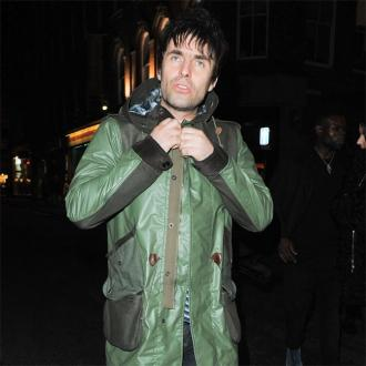 Liam Gallagher Plays In Charity Football Match
