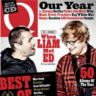 Liam Gallagher's saucy jibes at Ed Sheeran