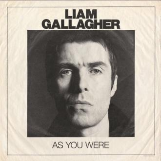 Liam Gallagher's As You Were To Be Released As Picture Disc