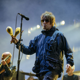 Liam Gallagher admits he missed fans at concert for NHS staff