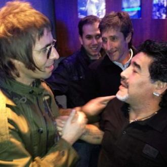 Liam Gallagher says Maradona threatened to have him shot