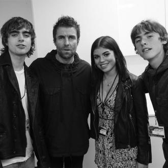 Liam Gallagher wants his sons to form band together