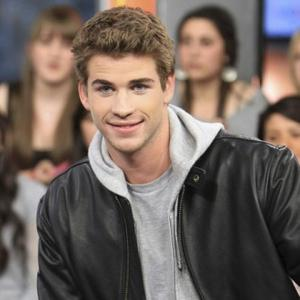 Liam Hemsworth For The Host?