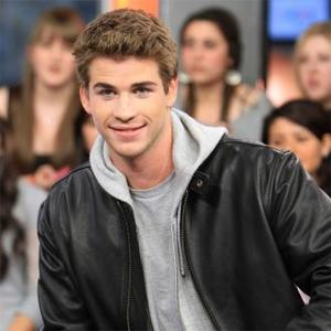Liam Hemsworth Happy For Hunger Tears