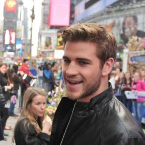 Liam Hemsworth Gets Paranoia