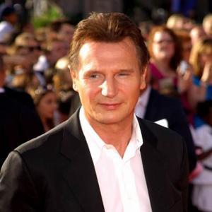 Team Smoker Liam Neeson