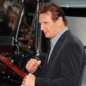Liam Neeson's Confused Family