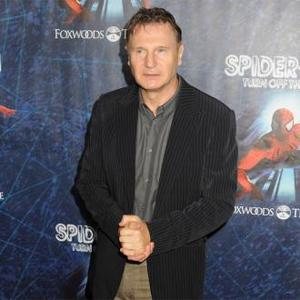 Liam Neeson Jokes About 'Heroin Bender'