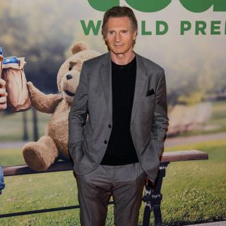 Liam Neeson: I'd run away in a fight