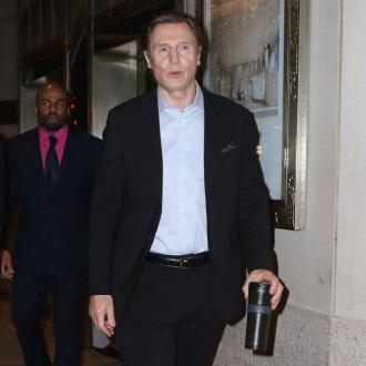 Liam Neeson warns about 'Hollywood witch hunt'