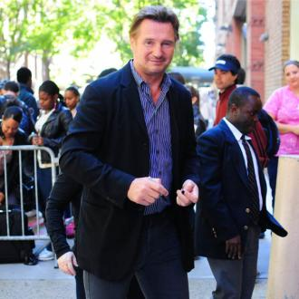 Liam Neeson's Nut Job
