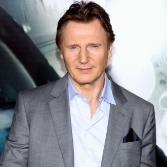 Liam Neeson Saves Helpless Dog In New York