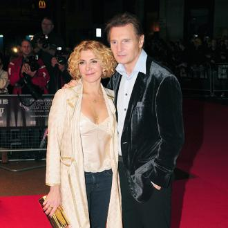 Liam Neeson Still Struggles With Wife's Death