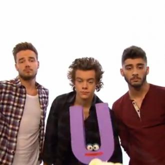 One Direction To Appear On 'Sesame Street'